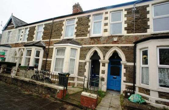 LET AGREED – Llantrisant Street – 5 Bed House